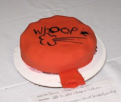 Atomic Whoopie Cushion