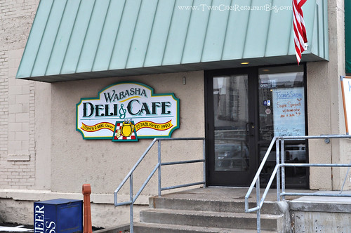 Wabasha Deli & Cafe ~ St Paul, MN