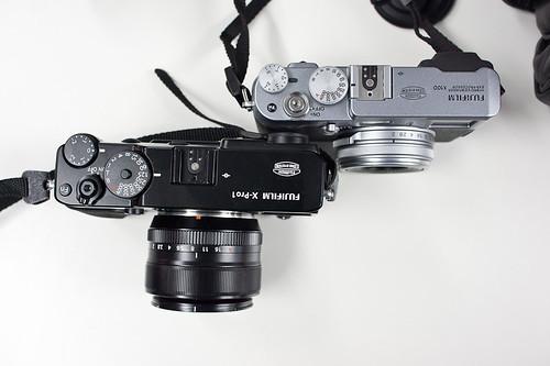 6793298556 7a1010792f Fujifilm X PRO 1: toma de contacto