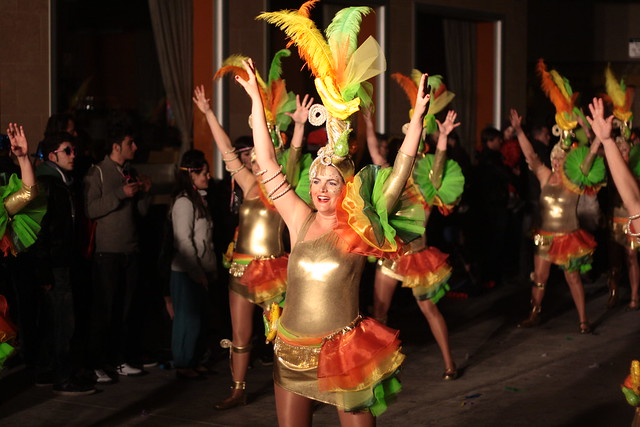Carnaval 2012 - Calafell playa