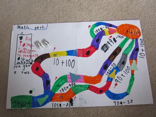 Kade's Math Path