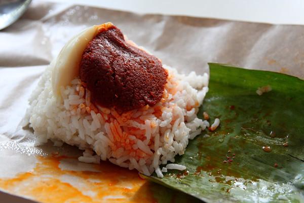 Malaysia Nasi Lemak