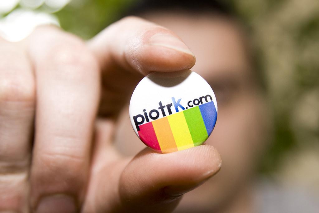 Badges / Buttons / Pins / Przypinki