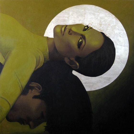 pinturas doradas