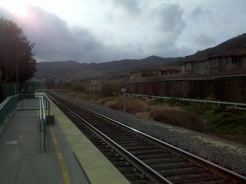 Simi valley train station