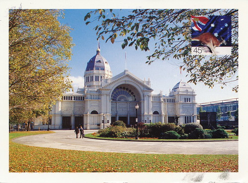 Royal Exhibition Building and Carlton Gardens