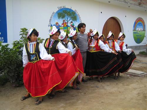 Las Hijas de Raymi