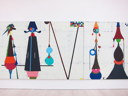 modern art @ Saatchi Gallery
