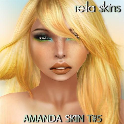 Reila Skins - Amanda Tan 5 (BBT)