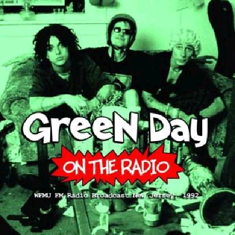 Green Day  On The Radio (Live) (2012) (DF)