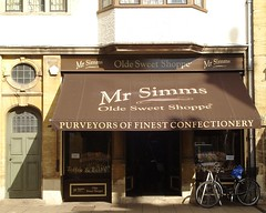 Picture of Mr Simms Olde Sweet Shoppe