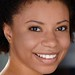Shalita Grant as Nessa Charles in the the Huntington's world premiere production of Kirsten Greenidge's compelling Boston story THE LUCK OF THE IRISH, directed by Melia Bensussen, playing March 30 — April 29 at the Calderwood Pavilion at the BCA / South.