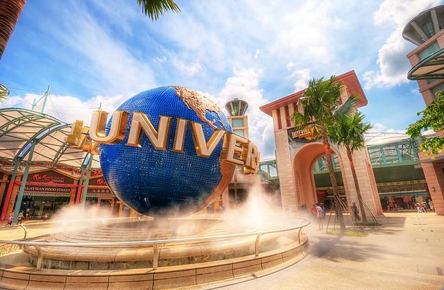 Universal Studios HDR