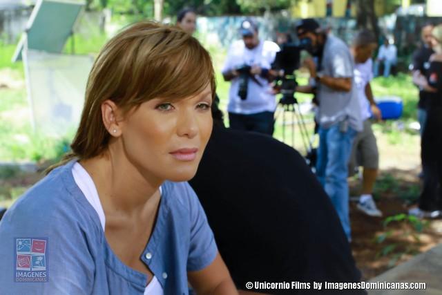 Luz García en El Rey de Najayo
