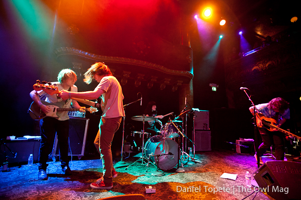 Ty Segall @ Great American Music Hall, SF 3/2/12