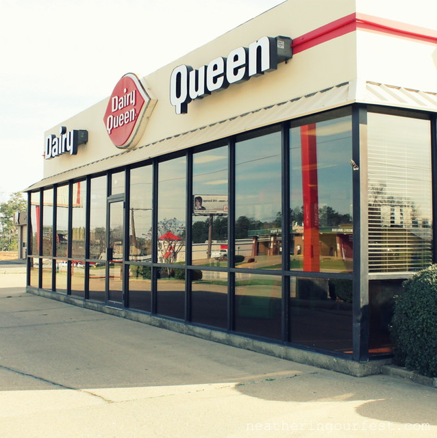 largest dairy queen in the world