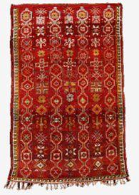 tapis rurale de Zemmour
