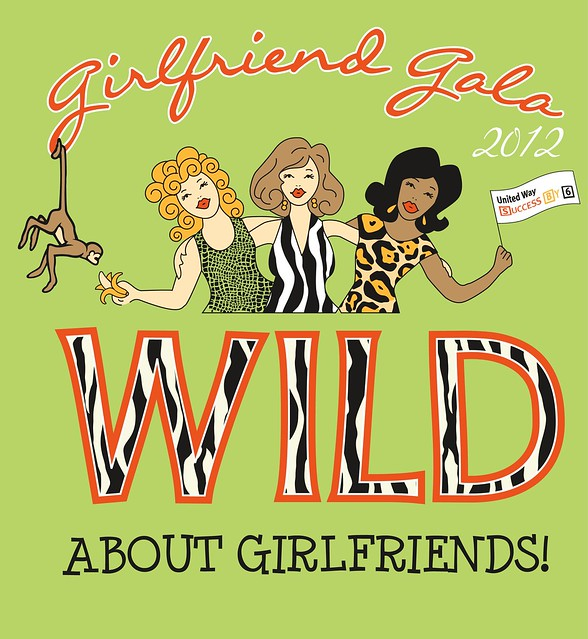 2012 Girlfriend Gala: Wild About Girlfriends