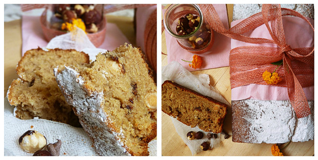 Cake platano y avellanas1