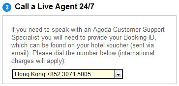 agoda-call-center