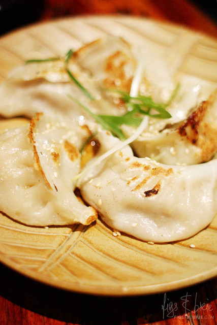 Pan-fried Gyoza, Missy K