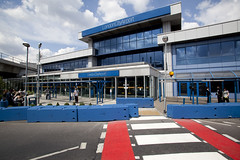 Terminal Front, London City Airport (2)