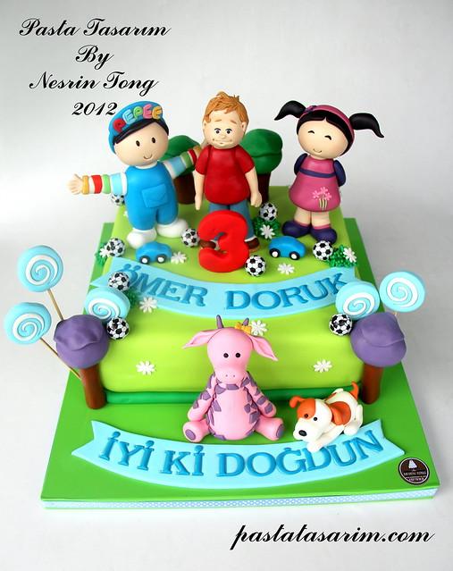 PEPEE BIRTHDAY CAKE- ÖMER DORUK