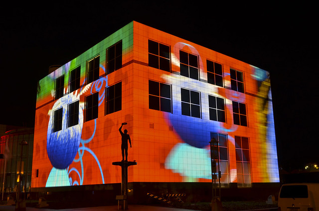 Enlighten Festival, Canberra 2012