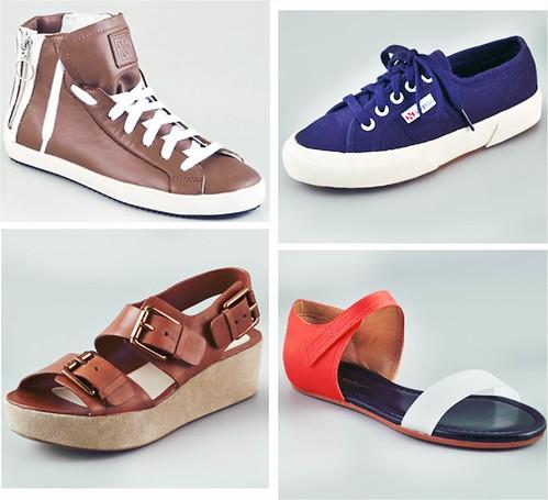 shoe round up