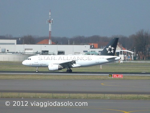 A 319 SN Star Alliance