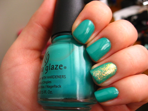 China Glaze: Four Leaf Clover