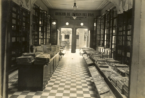 Our old bookshop. Est. 1905 by grandpa