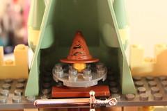 Sorting Hat & Sword of Gryffindor