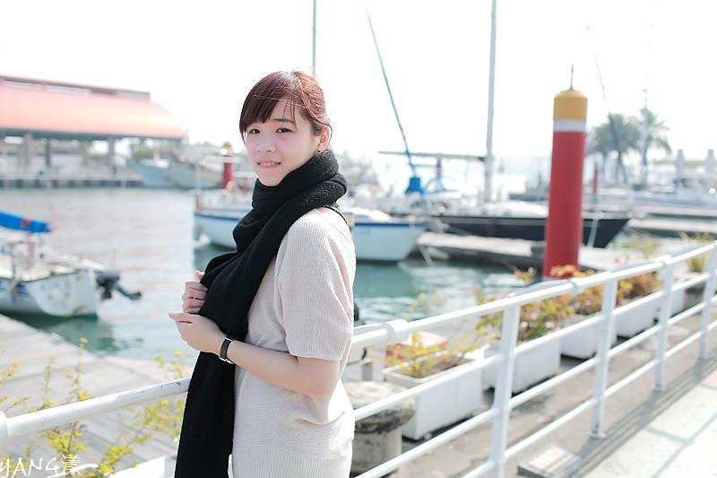 小豬◆海港城天氣晴