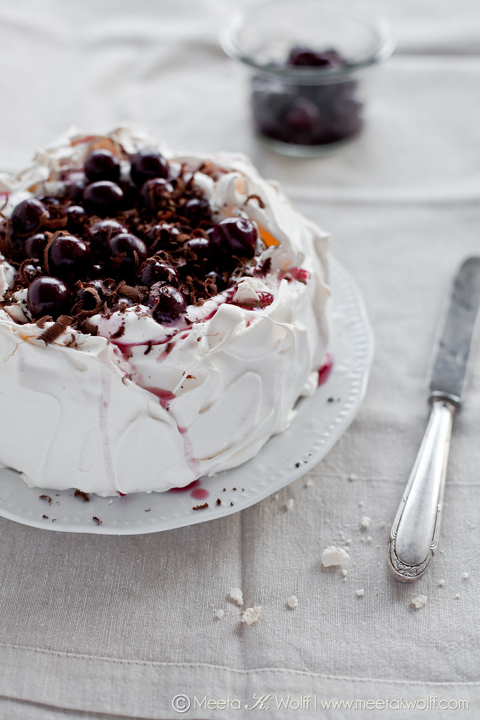 Black Forest Pavlova (0032) by Meeta K. Wolff