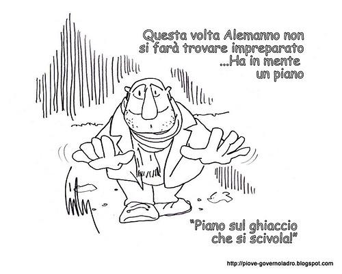 Di nuovo emergenza neve a Roma by Livio Bonino