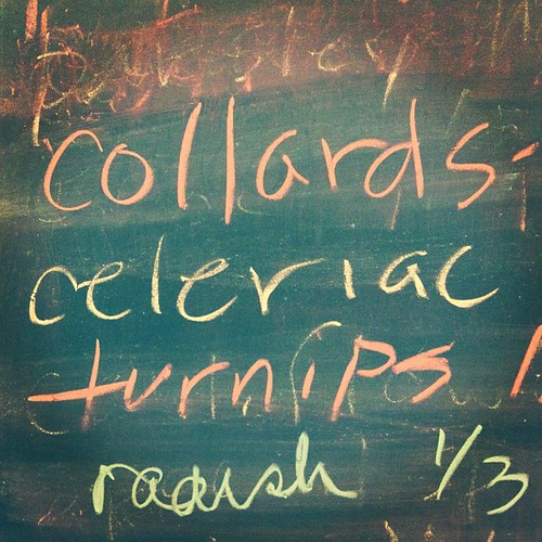 C13 is for Collards #365 #alphabet