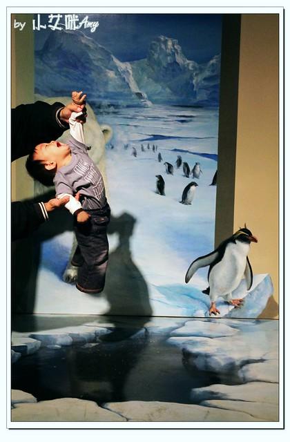 [3D展]高雄駁二藝術特區奇幻不思議日本3D幻視藝術畫展IMG_8085