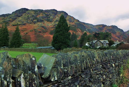 The Old man of Coniston.