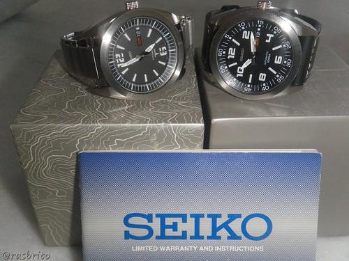 New acquisition: SEIKO SNKF07 6865040599_c0952328e2