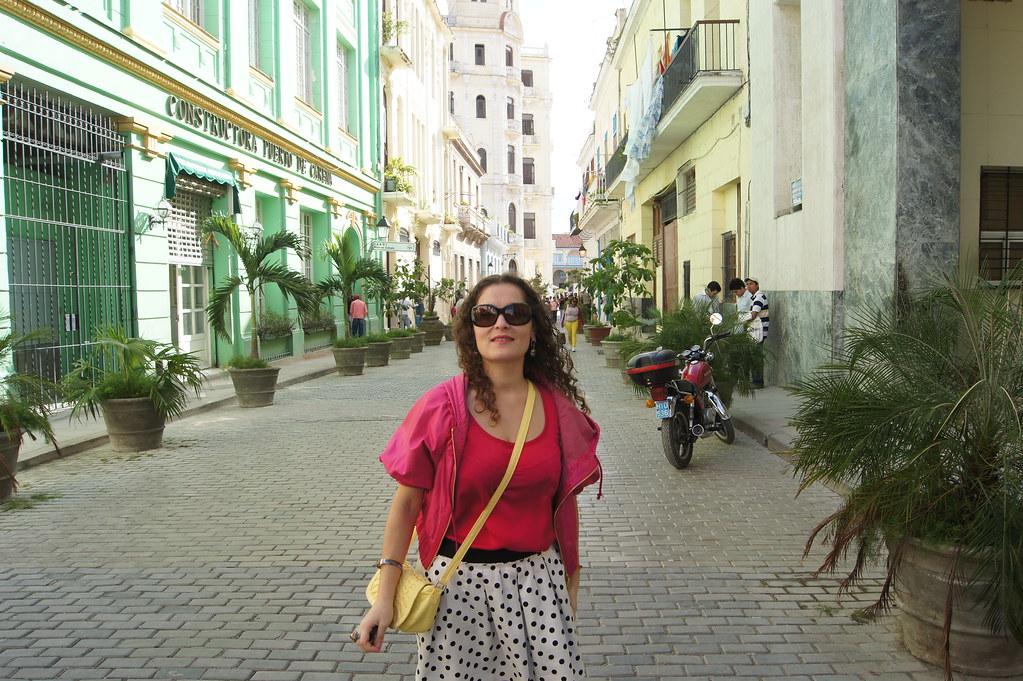 Mercaderes Street