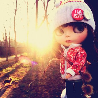 An Apple~ly sunset <3