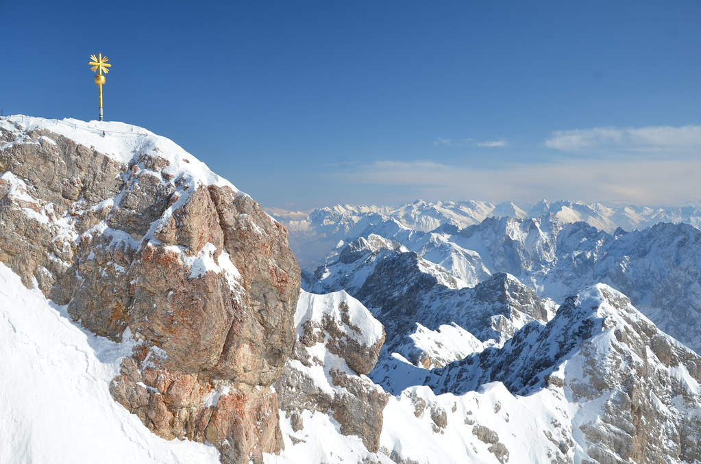 Zugspitze 20120212