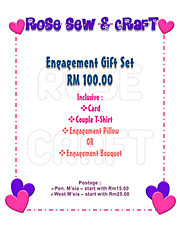 Engagement Gift Set