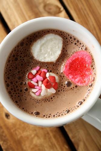Valentine's Day Hot Chocolate