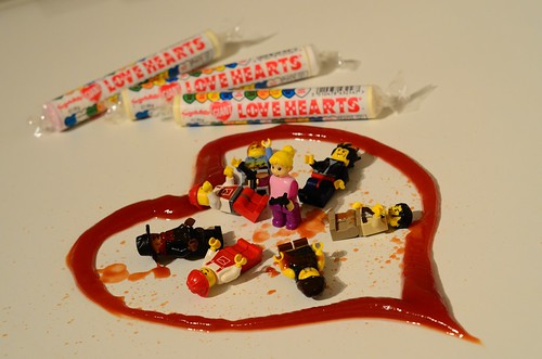 St Valentines Day Massacre....Lego style... by The Urban Adventure