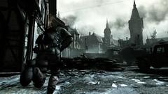 Resident Evil 6 maps