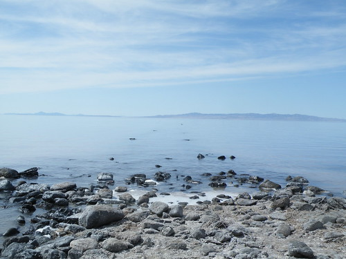 Submerged Spiral Jetty