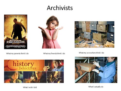 What Archivists Do
