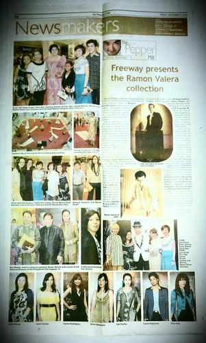 Philippine Star Lifestyle Ramon Valera Collection Launch